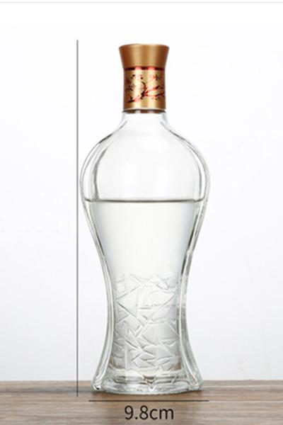 新款高白瓶 001