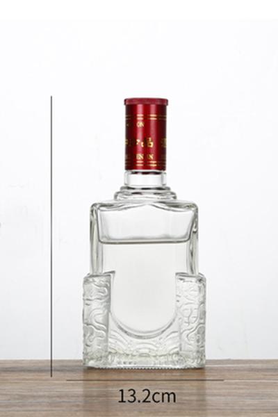 新款高白瓶 006