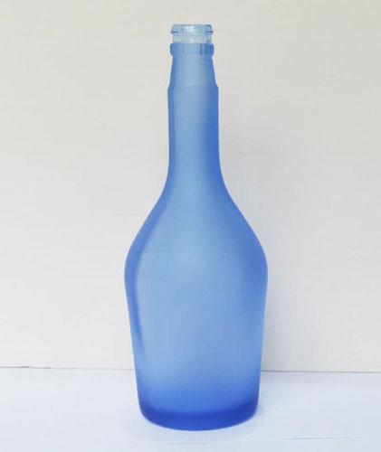 新款蒙砂瓶- 034